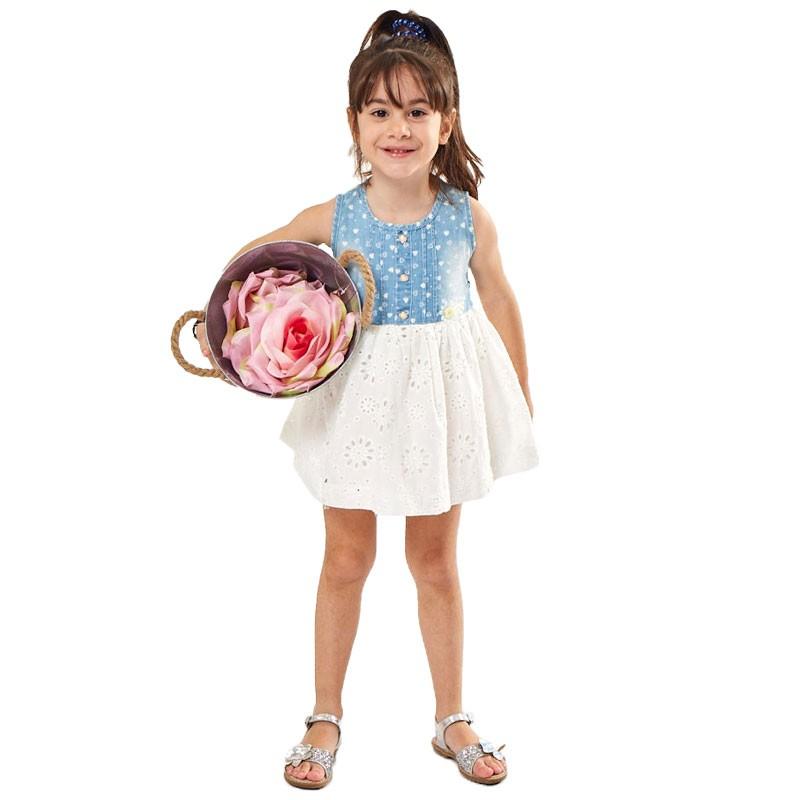 Φόρεμα Εβίτα 202285 (1-6 ετών)
