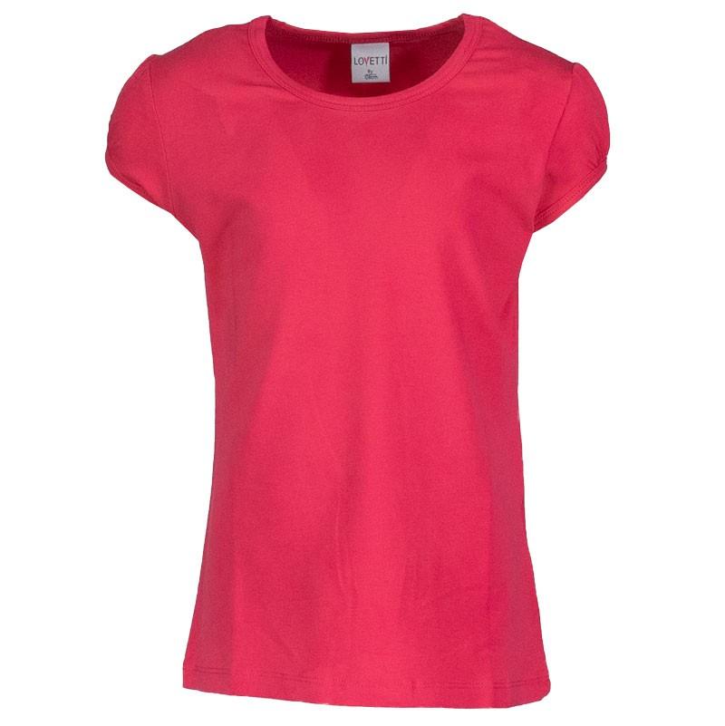 Μπλουζα basic 31003 κορίτσι (1-16 ετων) κοραλί