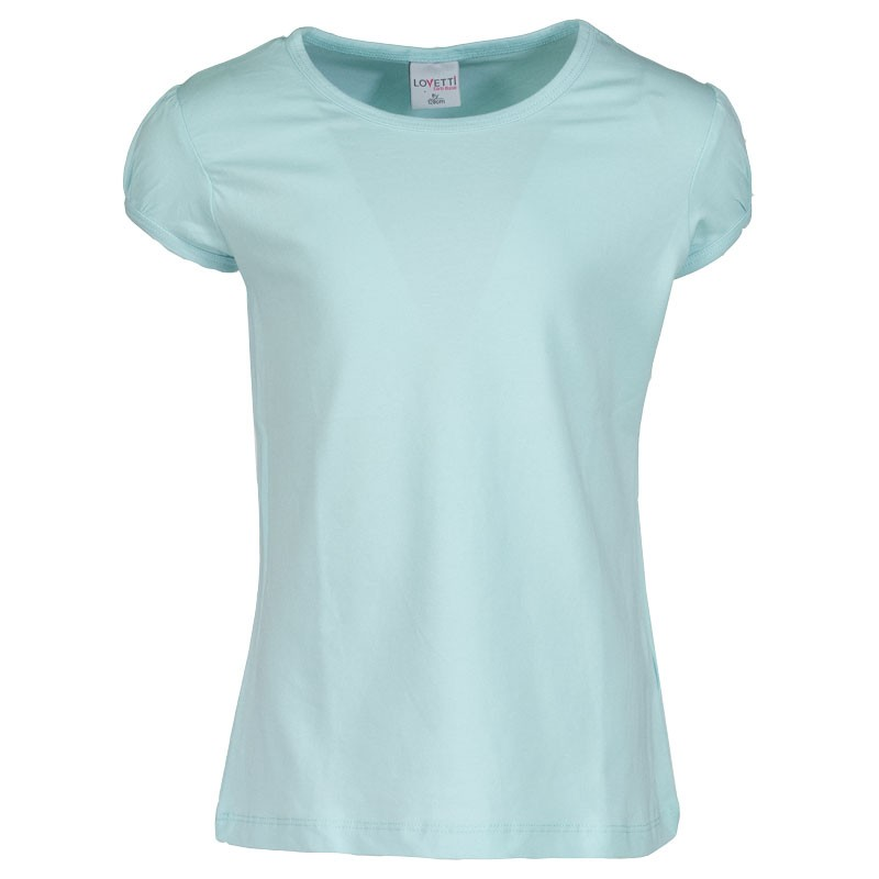 Μπλουζα basic 31006 κορίτσι (1-16 ετων) σιελ