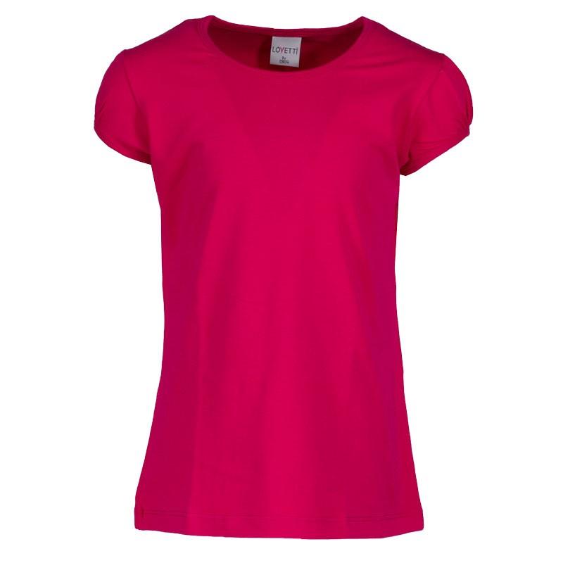 Μπλουζα basic lovetti 31001 (1-12 ετων) φουξ