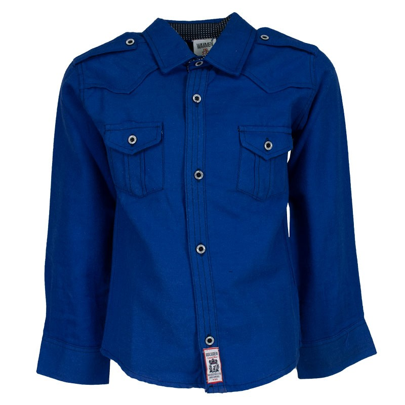 Παιδικό πουκάμισο 4802 (0-7 ετών)