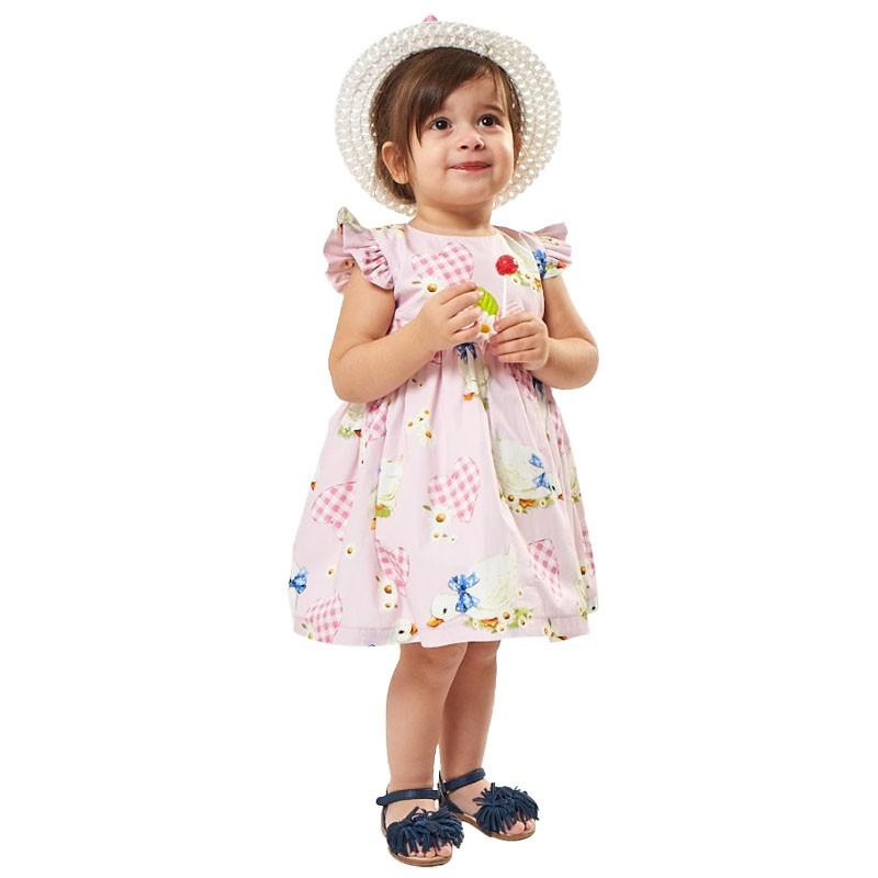 Φόρεμα Εβίτα 202503 (6-18 μηνών)