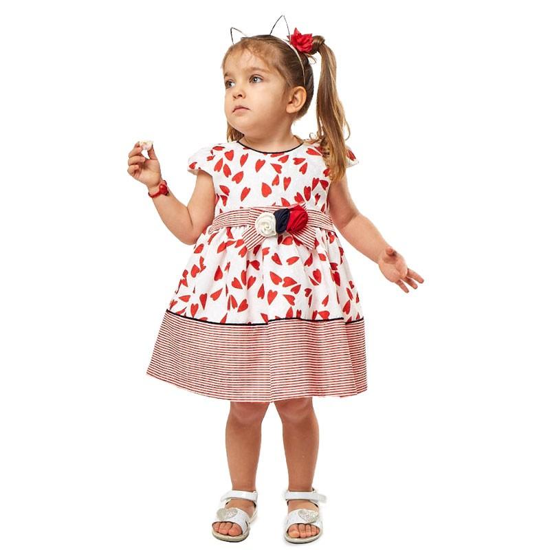 Βρεφικό Φόρεμα 202513 Εβίτα (6-18 μηνών)