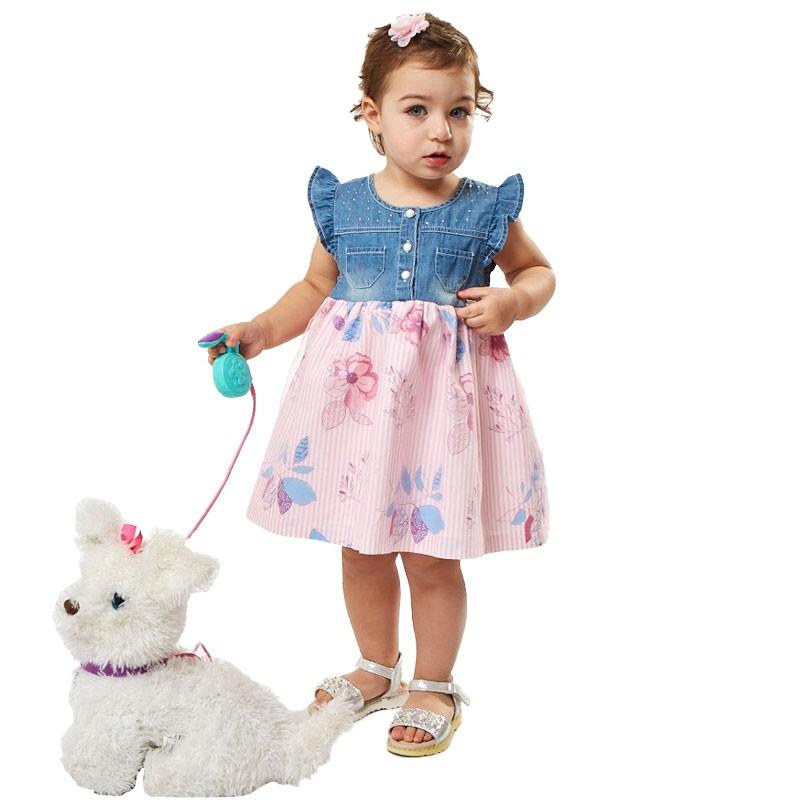 Βρεφικό Φόρεμα 202533 Εβίτα (6-18 μηνών)