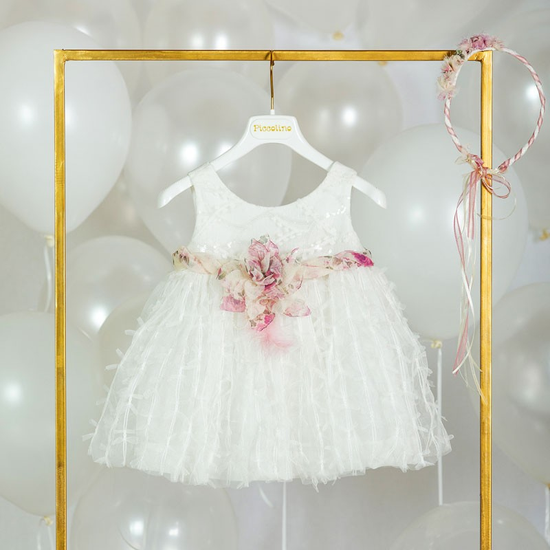 Φόρεμα Βάπτισης piccolino oriana 20s13