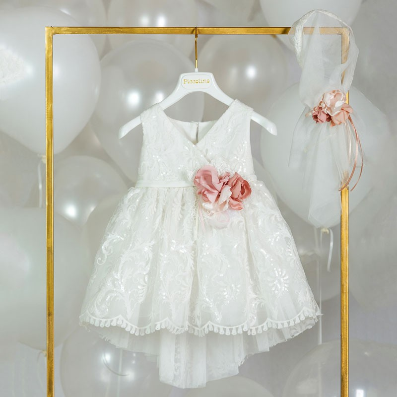 Φόρεμα Βάπτισης piccolino tiana 20s22