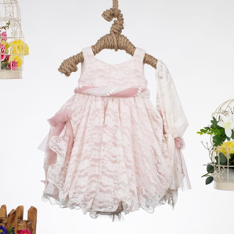 Φόρεμα Βάπτισης 135 by bomboniera (12-24 Μηνών)