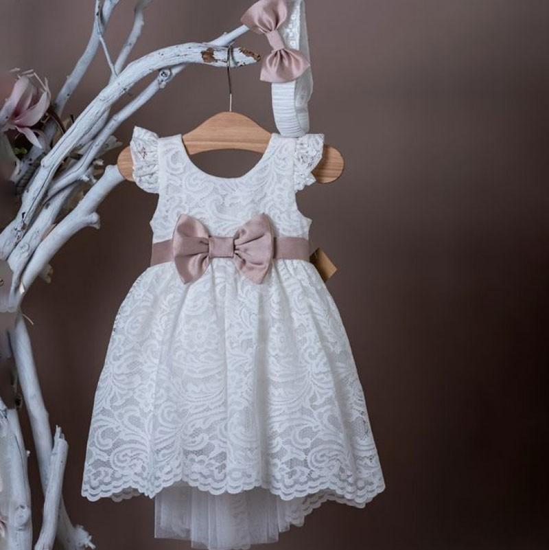 Φόρεμα Βάπτισης 20k329 La Christine