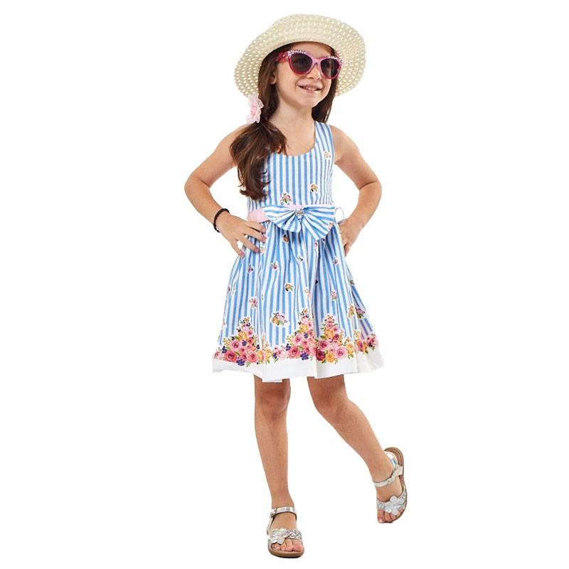 Φόρεμα Εβίτα 202205 (1-6 ετών)