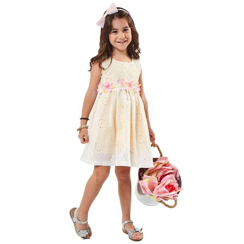 Φόρεμα Εβίτα 202214 (1-6 ετών)