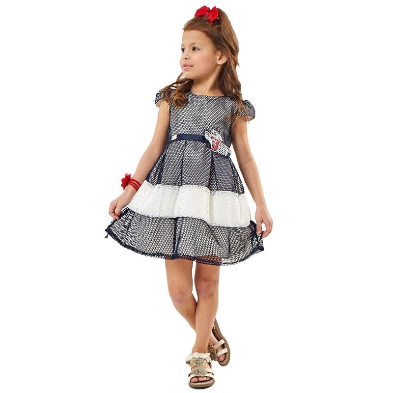Φόρεμα Εβίτα 202242 (1-6 ετών)