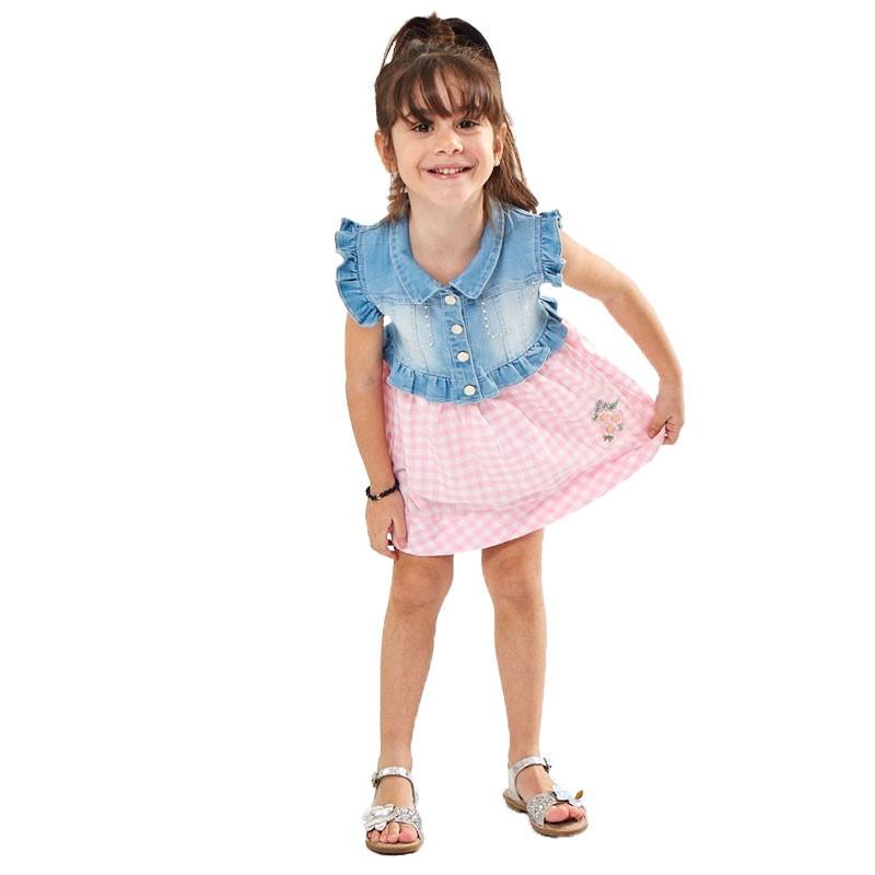 Φόρεμα Εβίτα 202286 (1-6 ετών)