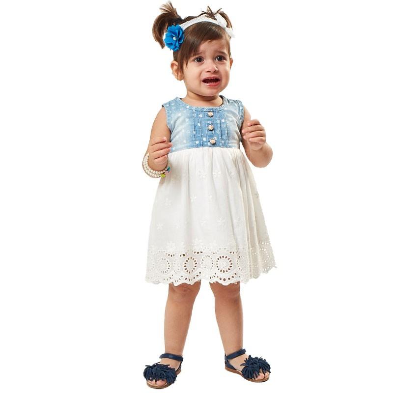 Βρεφικό Φόρεμα 202534 Εβίτα (6-18 μηνών)