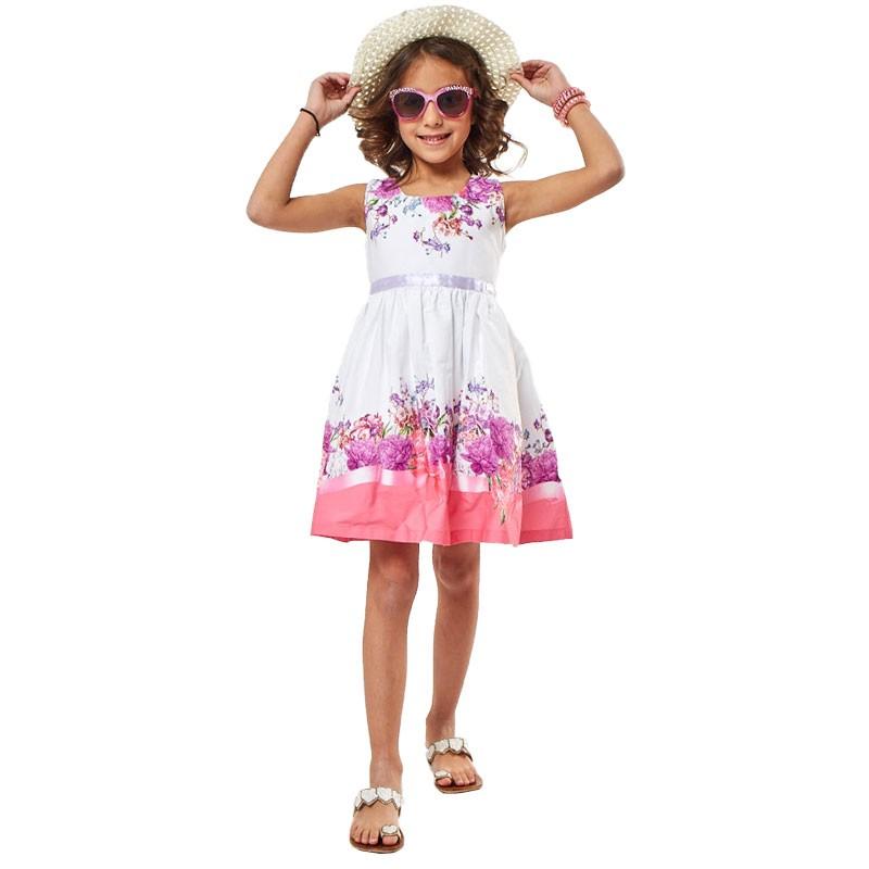 Φόρεμα Εβίτα 202206 (1-6 ετών)