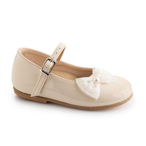 Παπούτσι Βάπτισης Gorgino Κορίτσι Νο2234