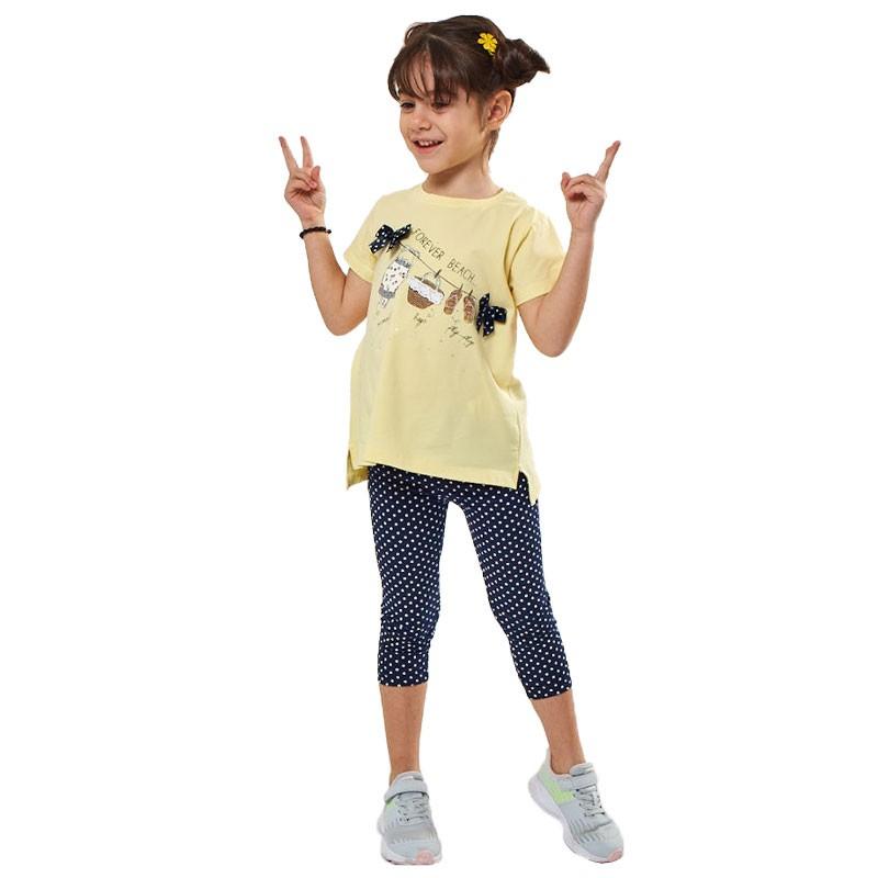 Σετ Εβίτα κορίτσι 202256 (1-6 ετών)