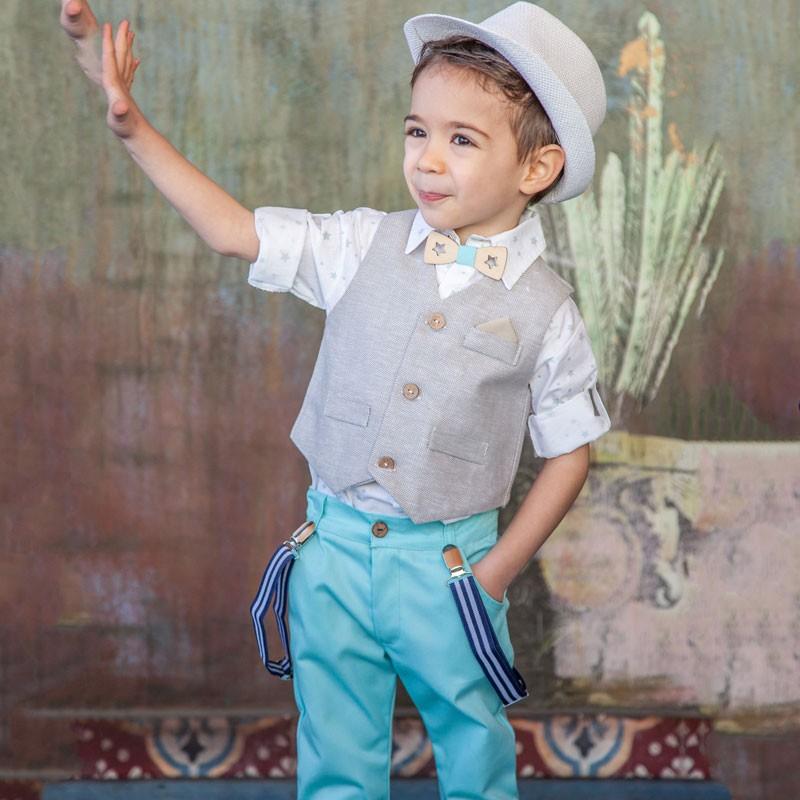 Κοστούμι Βάπτισης 219 Carousel baby collection
