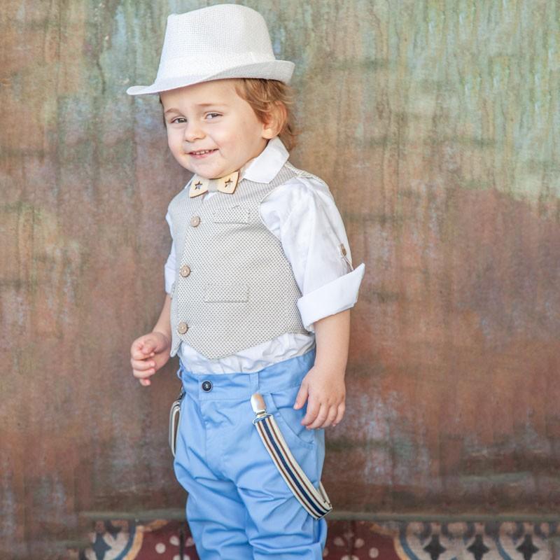 Κοστούμι Βάπτισης 250 Carousel baby collection