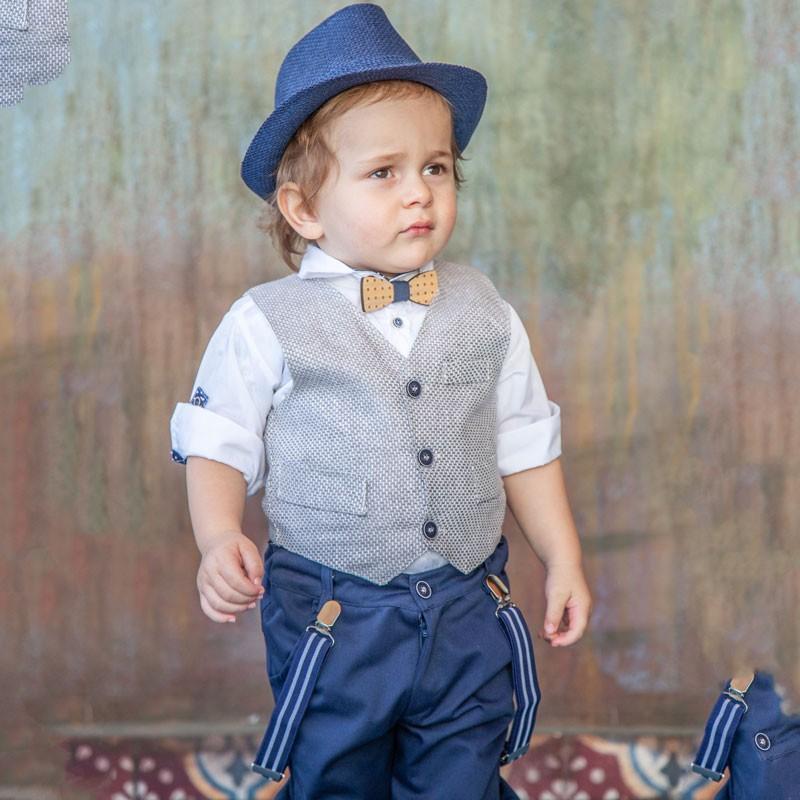 Κοστούμι Βάπτισης 265 Carousel baby collection
