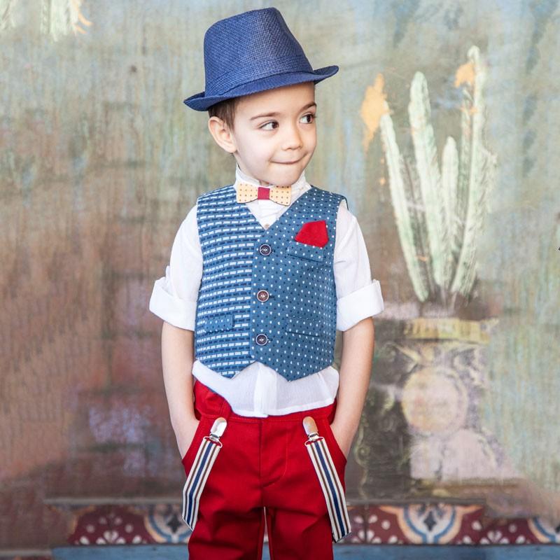 Κοστούμι Βάπτισης 274 Carousel baby collection