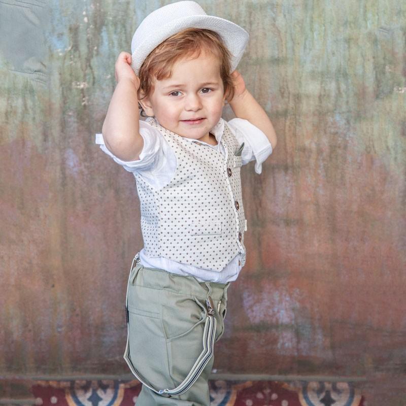 Κοστούμι Βάπτισης 277 Carousel baby collection