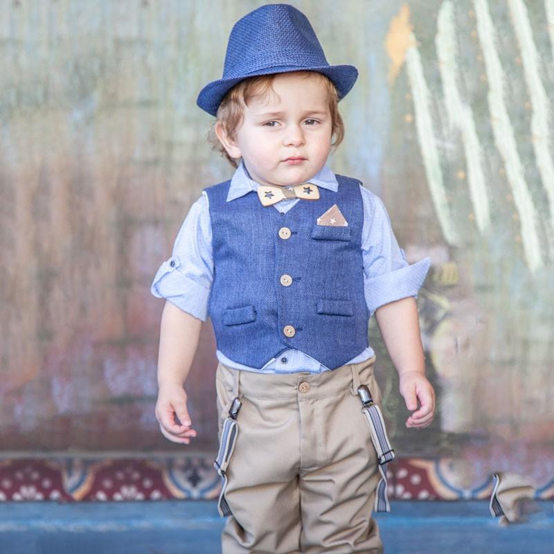 Κοστούμι Βάπτισης 279 Carousel baby collection