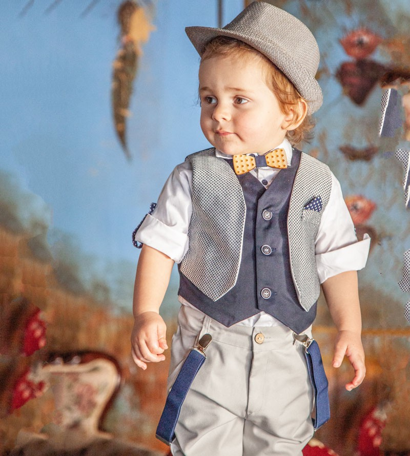 Κοστούμι Βάπτισης 280 Carousel baby collection