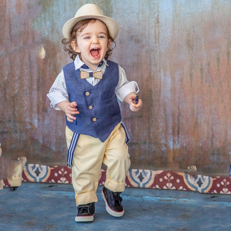 Κοστούμι Βάπτισης 281 Carousel baby collection