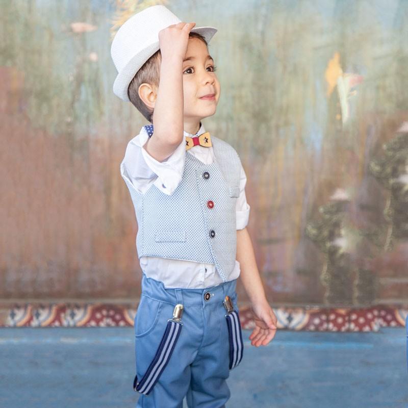 Κοστούμι Βάπτισης 282 Carousel baby collection
