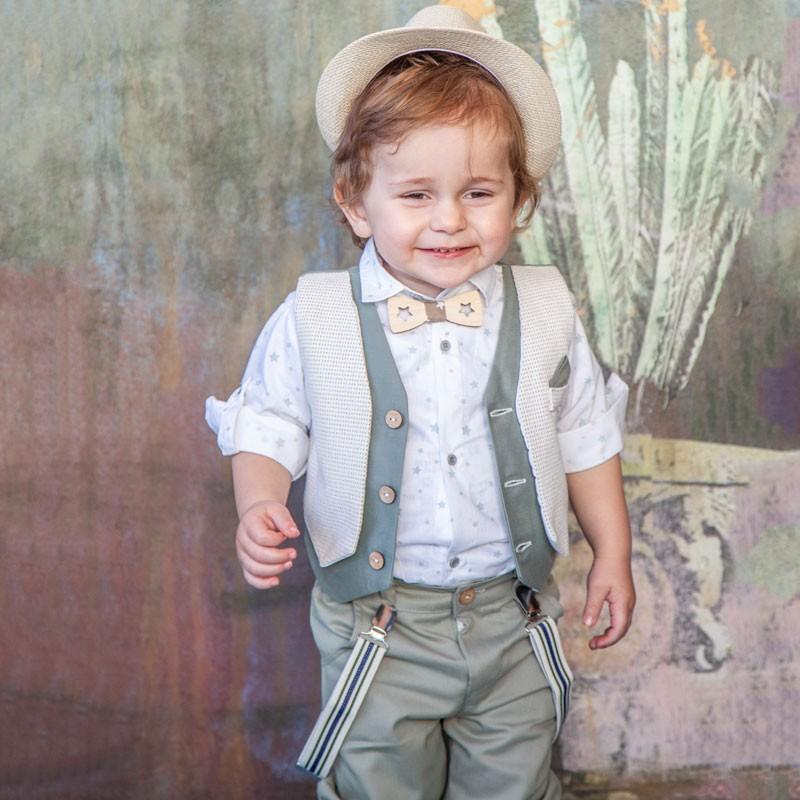 Κοστούμι Βάπτισης 284 Carousel baby collection