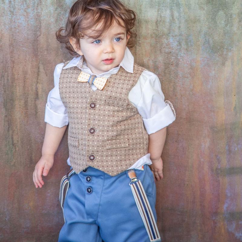 Κοστούμι Βάπτισης 285 Carousel baby collection