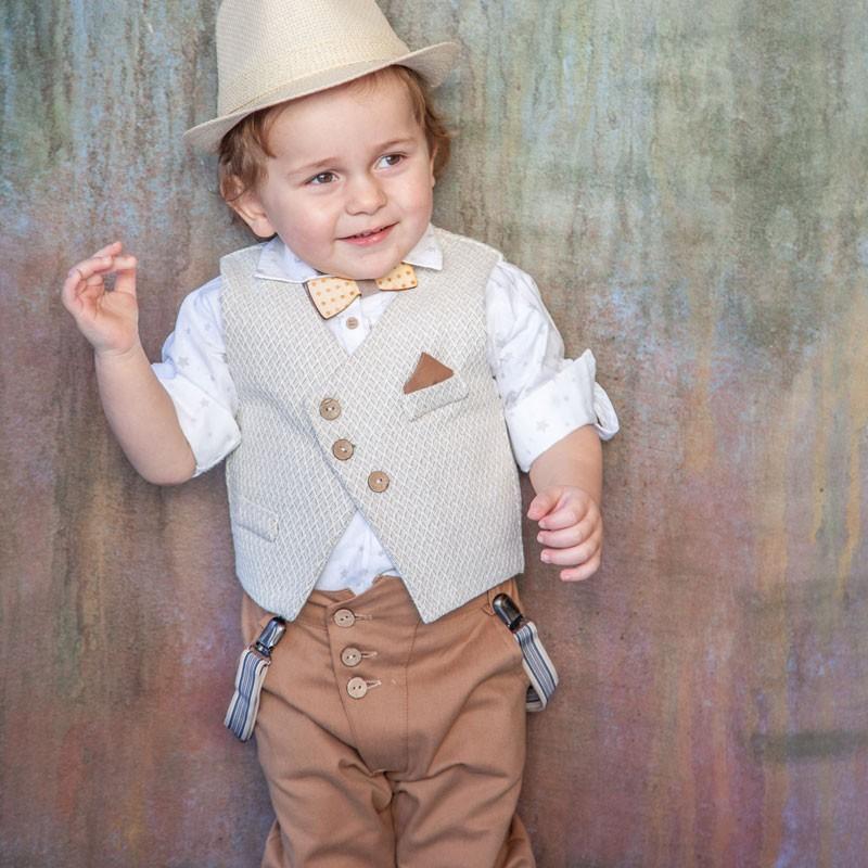 Κοστούμι Βάπτισης 288 Carousel baby collection