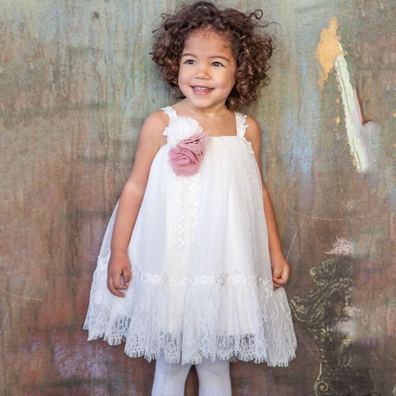 Φόρεμα Βάπτισης 819 Carousel Baby Collection