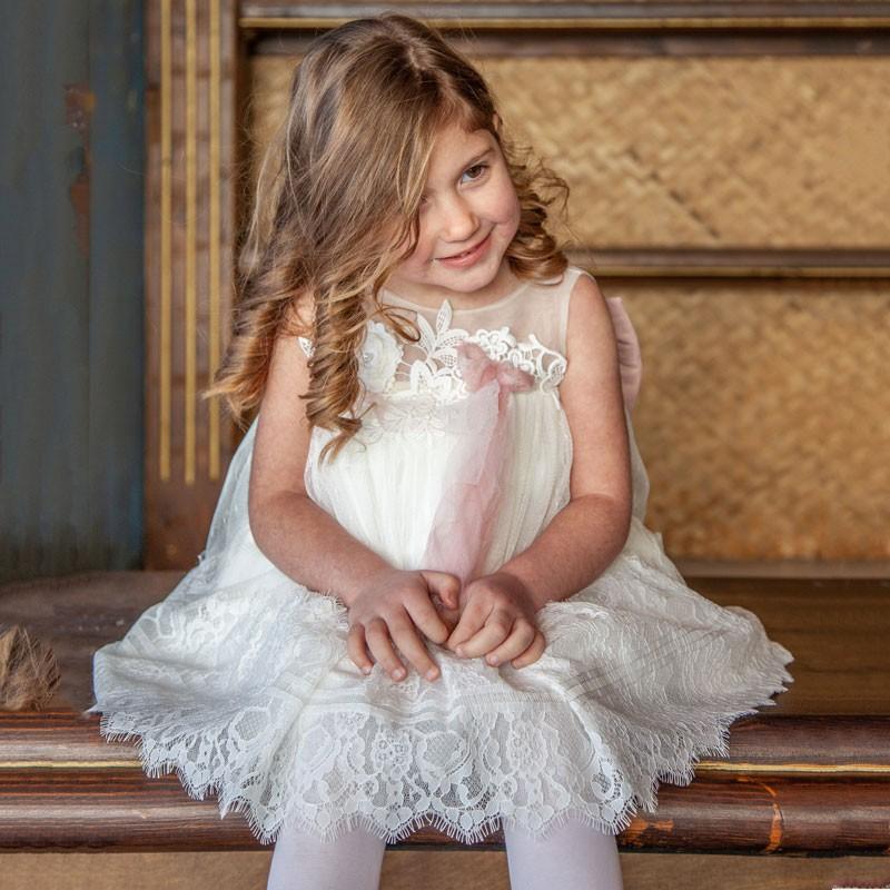Φόρεμα Βάπτισης 820 Carousel Baby Collection