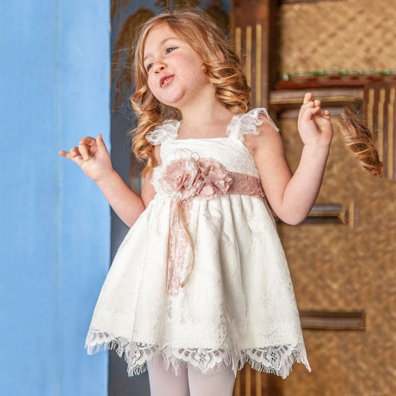Φόρεμα Βάπτισης 824 Carousel Baby Collection