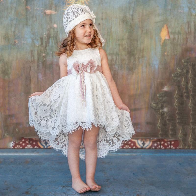 Φόρεμα Βάπτισης 826 Carousel Baby Collection