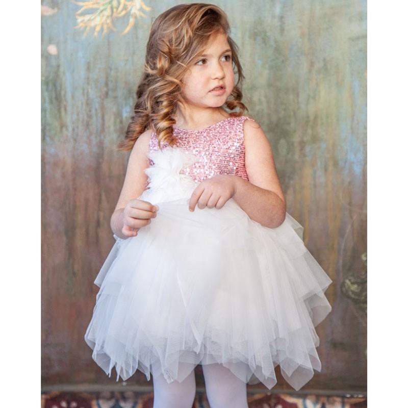 Φόρεμα Βάπτισης 835 Carousel Baby Collection