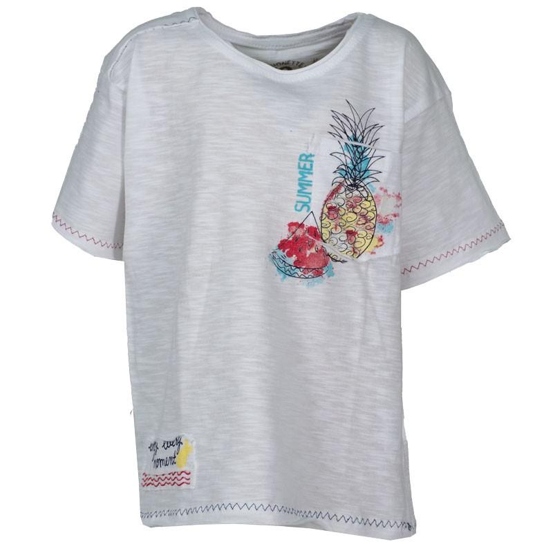 Μπλούζα Αγόρι Summer moment  3201 (1-4 ετών)