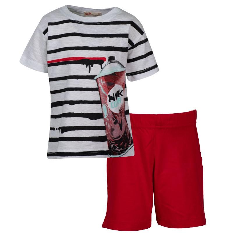 Σετ ΝΕΚ αγόρι 42718 (1-5 ετών)