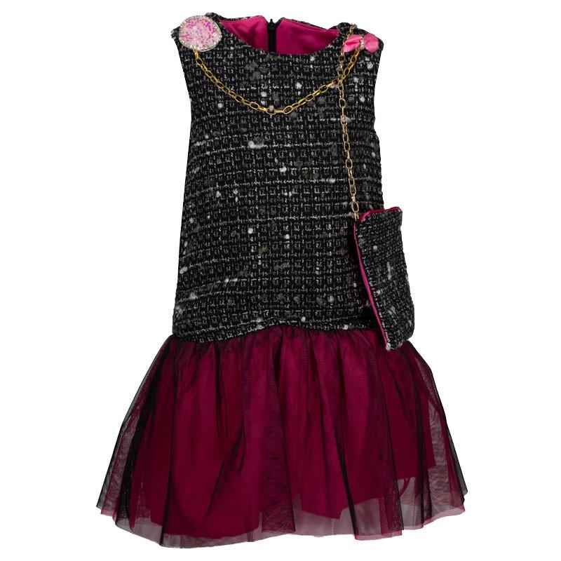 Φόρεμα για κορίτσι 1221 (2-5 ετών)