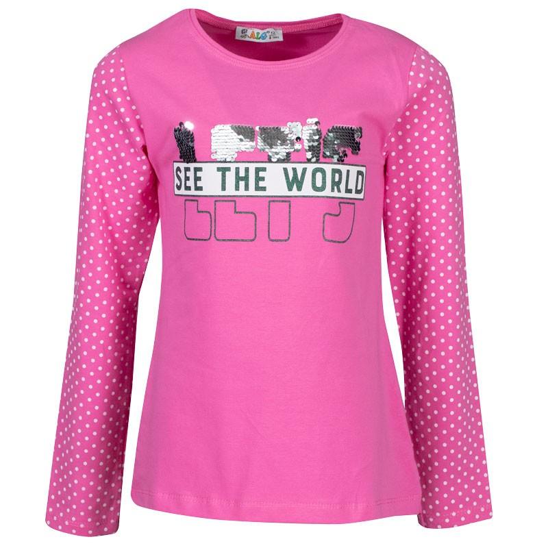 Μπλούζα κορίτσι 720750 (8-12 ετών)