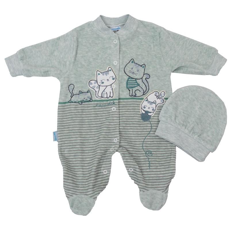 Βρεφικό Φορμάκι 2116 αγόρι (0-9 μηνών)
