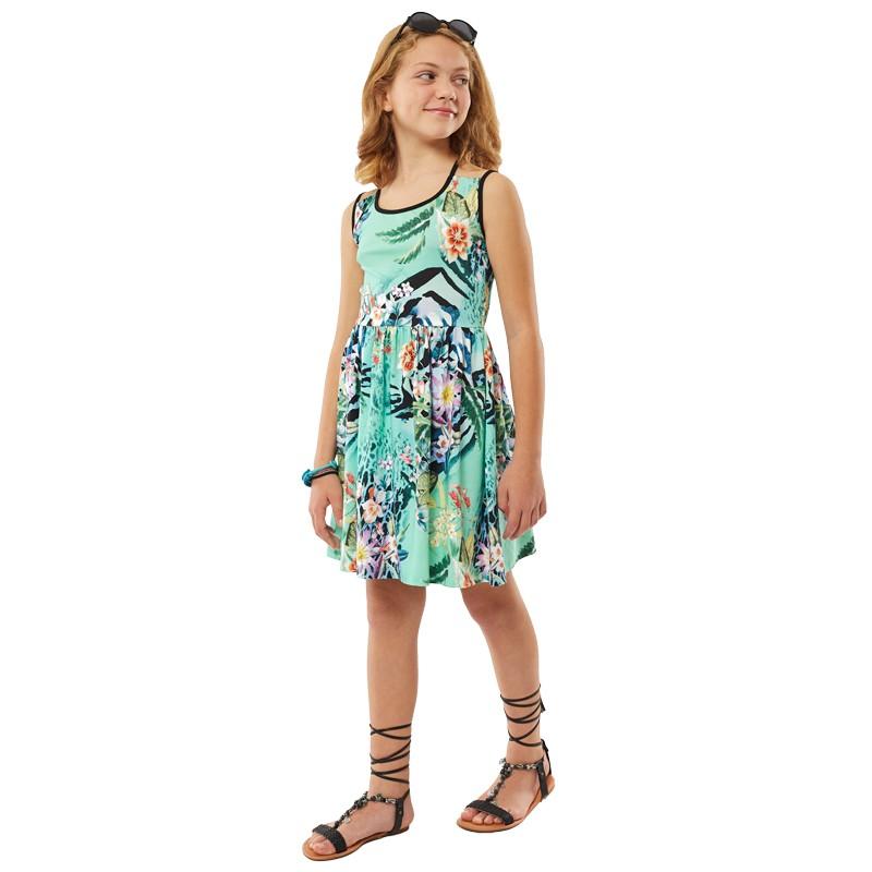 Φόρεμα Εβίτα Μακο 214060 (6-16 ετών)