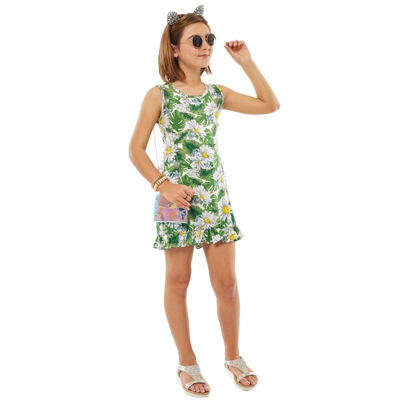 Φόρεμα Εβίτα 214107 (6-16 ετών)
