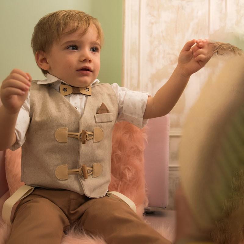 Κοστούμι Βάπτισης 167 Carousel baby collection