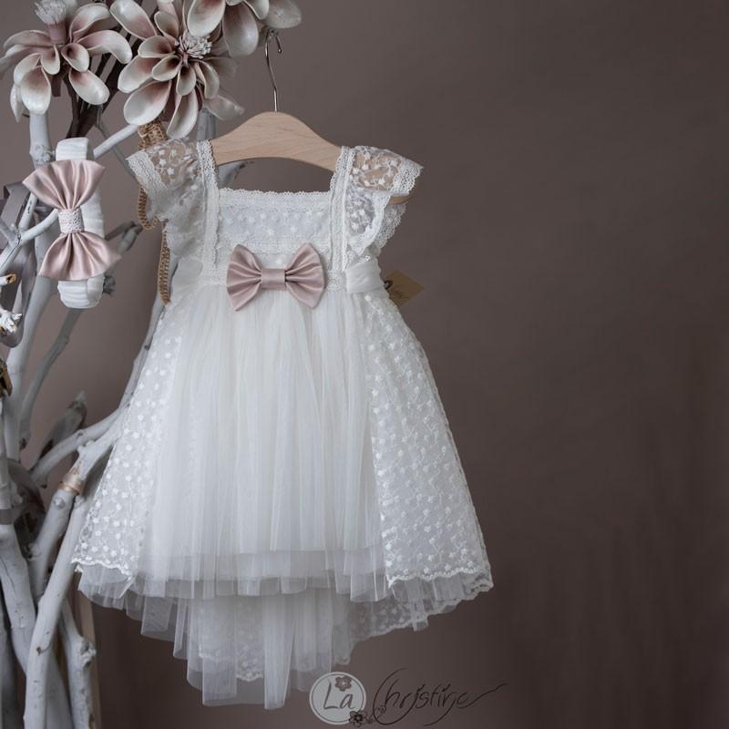Φόρεμα Βάπτισης 21k415 La Christine