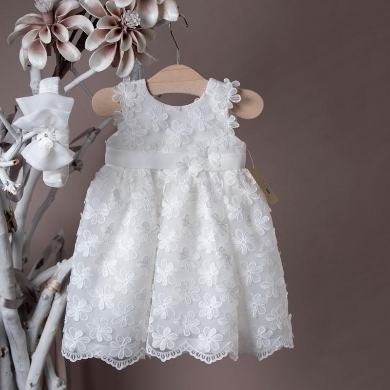 Φόρεμα Βάπτισης 21k423 La Christine