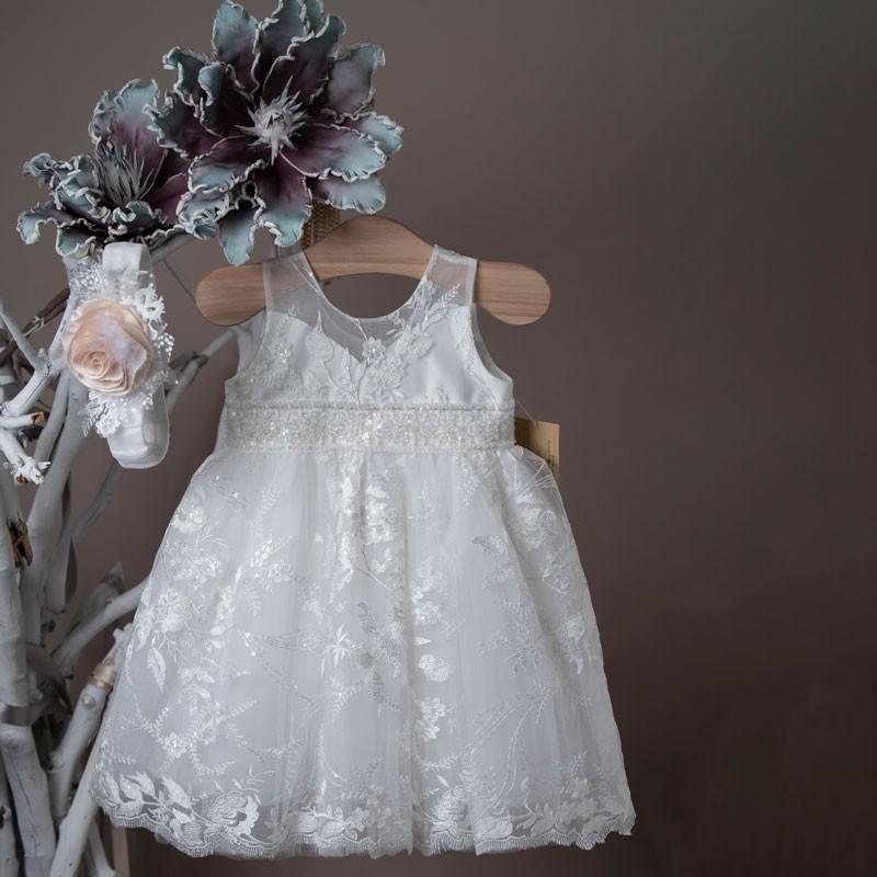 Φόρεμα Βάπτισης 21k459 La Christine