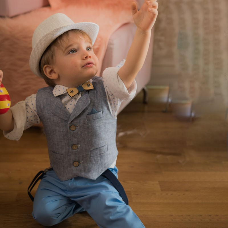 Κοστούμι Βάπτισης 261 Carousel baby collection