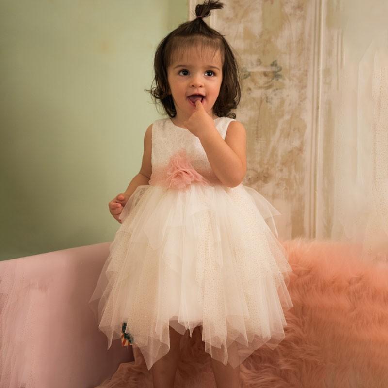 Φόρεμα Βάπτισης 850 Carousel Baby Collection